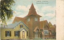 Plainfield New Jersey~Hope Chapel~Arrived Ok: Only 2 Times Down & Blow Out~1908