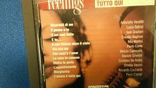 COMPILATION - FEELINGS. L'AMORE È TUTTO QUI (BATTISTI CONTE CAPOSSELA...). CD