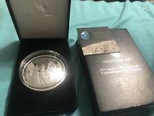 New listing Apollo 11 50th Anniversary 2019 5 oz Proof Silver Dollar (19Ch)