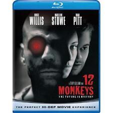 12 Monkeys (Blu-ray Disc, 2009)