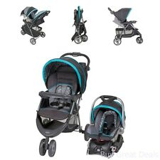 Baby Stroller Car Seat Travel System Infant Carriage Canopy Buggy Baby Sit Set