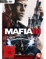 Mafia III 3 + Family Kick-Back Pack DLC Steam Key Pc Code Blitzversand [DE] [EU]