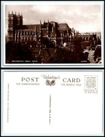 RPPC PHOTO Postcard - UK, Westminster Abbey South C27