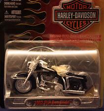 ** Harley-Davidson ** 1962 FLH Duo Glide ** maisto * neu*1: 24 * standmod.