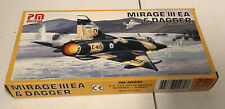 1:72 PM Model PM-207 Mirage III EA & Dagger