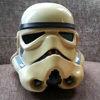 Rare 1977 Original Star Wars Stormtrooper Film Movie Prop Promotional Helmet COA