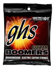 GHS GB1012 Strings Electric Guitar Boomer Set (10 1/2)