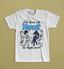 LETS DANCE WITH HEPCAT  T-SHIRT S M L XL 2XL  SKA AND REGGAE BAND THE SLACKERS