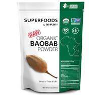 MRM, Organic Baobab Powder, (240 g)