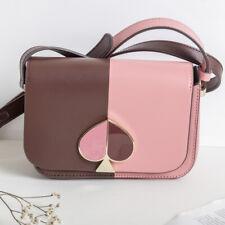 NWT Kate Spade Nicola Bicolor Small Shoulder Bag