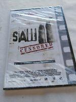 SAW II DECIDE RAPIDO O MUERE DESPACIO DVD + EXTRAS ESPAÑOL ENGLISH TERROR NUEVO