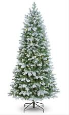 6ft Frosted Douglas Pine PE/PVC Christmas Tree SPECIAL OFFER!