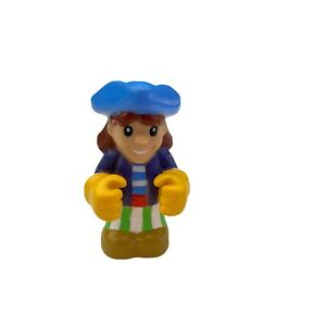 Little Tikes Play 'N Scoot Pirate Ship Ride-on Replacement Figure Girl