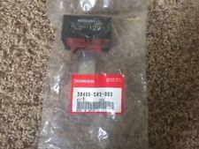 OEM Genuine Honda 1988-1991 Civic CRX Si DX HF Main EFI Fuel Relay 39400-SH3-003