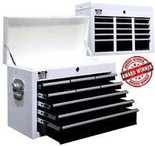 Autojack Tool Chest 9 Drawer Rollcab Top Box Cabinet Heavy Duty Storage Unit