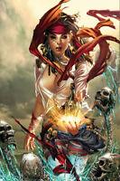 "Mojo #2 EBAS Rothic ""Skulls""   Comic Book"