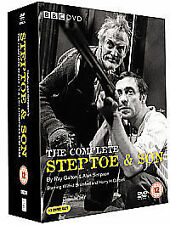 Steptoe And Son - The Complete Series With Specials (DVD, 2007, 13-Disc Set, Box Set)