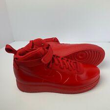 Men's Nike Air Force 1 Foamposite Triple Red BV1172-600