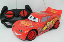 DISNEY LIGHTNING MCQUEEN RADIO REMOTE CONTROL CAR - MOVIE CARS 3 RC CAR