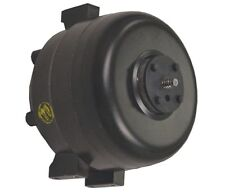 1/50 HP Unit Bearing Motor, Shaded Pole, 1550 Nameplate RPM,230 Voltage, Frame