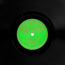 RARE JIMMIE RODGERS 78 I'M LONELY AND BLUE /THE SAILOR'S PLEA  ZONOPHONE 5401 V+