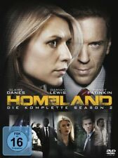 Homeland - Staffel 2 (Amaray) - Claire Danes - 4 DVD Box