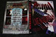 HELLHOUND (Japan) Live Germany 08 DVD Keep it True Metalucifer Sabbat Abigail