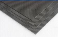 3K Carbon & Glass Fibre Composite Sheet 2.0mm x 200mm × 250mm : £16.75 free P&P