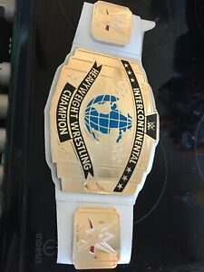 WWE Intercontinental Heavyweight Wrestling Champion Replica Belt Kids 2014
