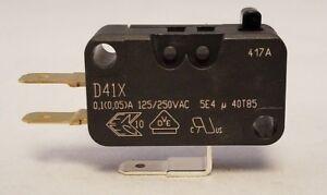 Cherry Micro Switch D41X 125 / 250VAC - 3 Pack