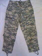 ACU Combat Uniform Pants Cotton Ripstop NWOT Medium Short New DJ Mfg.