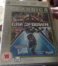CRACKDOWN - CLASSIC ACTION GAME FOR XBOX 360
