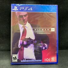 HITMAN 2 (PlayStation 4 / PS4) BRAND NEW / Region Free