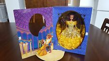 1996 Mattel Disney's Beauty & The Beast Belle Doll Signature Collection NRFB