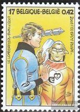 Belgien 3060 (kompl.Ausg.) postfrisch 2001 Comics