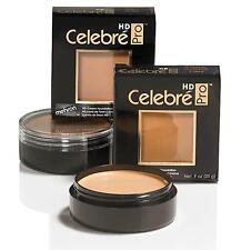 Celebre HD Pro beauty performance  foundation quality makeup Mehron face fashion