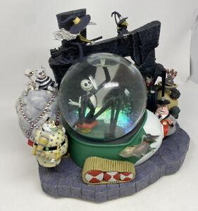 Rare Nightmare Before Christmas Snow Globe - Please READ