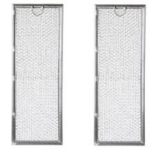 GE General Electric WB06X10288 Microwave Range Hood Filter Replacement - 2 Pack