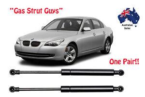 Gas Struts suit BMW 5 Series BONNET E60 model E60FK 2003 to 2010 0583WD