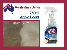 750ml Carpet Cleaner Spray Apple Scent Floor Dirt Remover Solution Spot & Stain