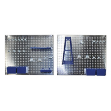 S01102 Siegen Wall Storage Pegboard Set 34pc [Tool Storage]