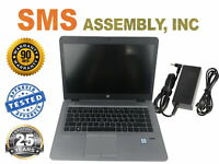 "HP Elitebook 840 G3 Laptop 14"" i5-6200U 2.3GHz 2C 8GB RAM 250GB M.2 w/ Charger"