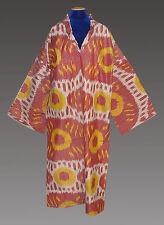 New Uzbek Women Dress Ikat Adras - 5322