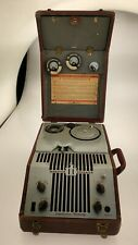 Webster Chicago Wire Recorders model 80. Used, vintage.