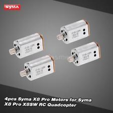 4pcs Original Syma X8 Pro Motors for Syma X8 Pro RC Quadcopter RC E1C4