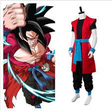 Super Dragon Ball heroes: Universe misión Son Goku Saiyan 4 Juegos con disfraces Disfraz