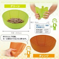 Multifunctional Silicone Kitchen Drain Basket / Microwave Dish Cover (3pcs)