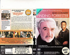 Finding Forrester-2001-Sean Connery-Movie-DVD