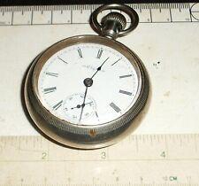 Elgin Antique American Pocket Watch Grade 288 Good Runner Model # 5 Circa 1905