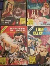 Vintage fumetti porno